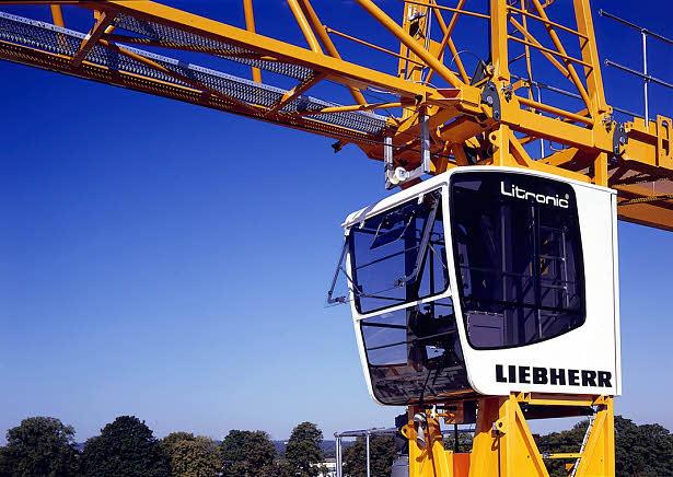 Башенный кран Liebherr 200 EC-H 10 Litronic
