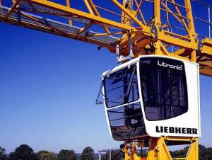 Преимущества производителя башенных кранов Liebherr